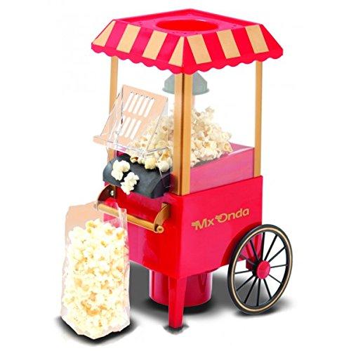 Mx Onda MX-PM2778 1200W macchina per popcorn
