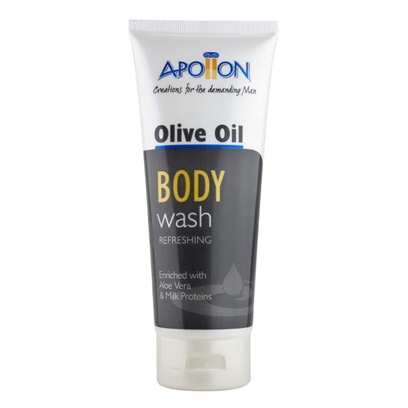 アパートプロジェクター広告Aphrodite Apollon Olive Oil Body Wash for Men 200ml [Misc.] / ???200????????????????????????????????????[ Misc. ]