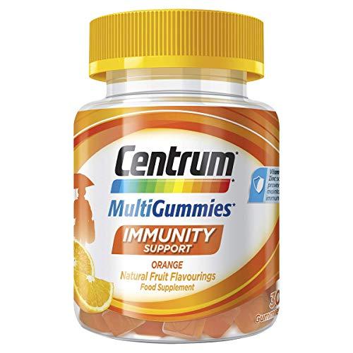 Centrum Multigummies Immunity Support 30 Gummies, 104 g