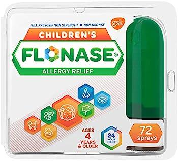 Flonase Children's Allergy Relief Nasal Spray (72 sprays)