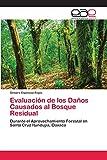 Evaluación de los Daños Causados al Bosque Residual: Durante el Aprovechamiento Forestal en Santa Cruz Itundujia, Oaxaca