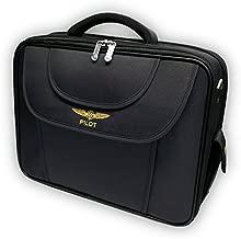 DESIGN 4 PILOTS Pilot Bag DAILY Flight bag, aviation bag, pilot briefcase, laptop case, gift