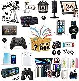 JEDNF Mystery Box, fortunati scatole misteriose, Attrezzature elettroniche, Ottimo Rapporto qualità-Prezzo, c'è la possibilità di Aprire: Orologi Intelligenti, Cellulare,