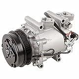 AC Compressor & A/C Clutch For Honda Fit 2009...