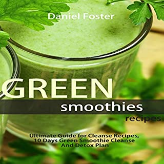 Green Smoothies Recipes cover art