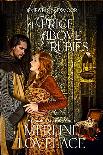 A Price Above Rubies (The Jewels of Exmoor Book 1) by [Merline Lovelace]
