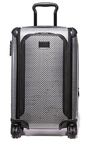 TUMI - Tegra Lite Max International Expandable 4 Wheeled Carry-On Luggage - 22 Inch Hardside Suitcase for Men and Women - T-Graphite