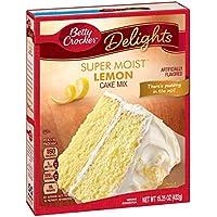 Betty Crocker - Preparado bizcocho limon