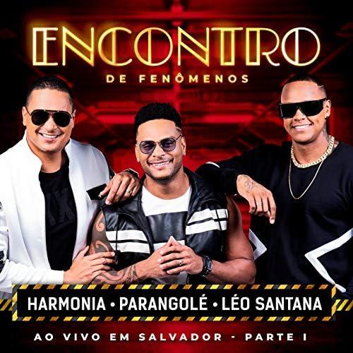 Harmonia Do Samba, Parangolé & Léo Santana