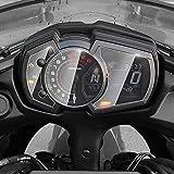2 x スピードメーター保護フィルム スクリーンプロテクター 適用車種 カワサキ NINJA250 NINJA400 NINJA650 Z1000SX VERSY S-X300