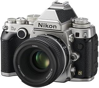 Nikon DF + AF-S NIKKOR 50mm Juego de cámara SLR 162 MP CMOS 4928 x 3280 Pixeles Plata - Cámara Digital (162 MP 4928 x 3280 Pixeles CMOS 710 g Plata)