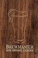 Brewmaster Beer Brewing Logbook