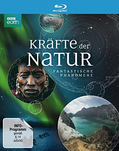 Kräfte der Natur - Fantastische Phänomene [Blu-ray]