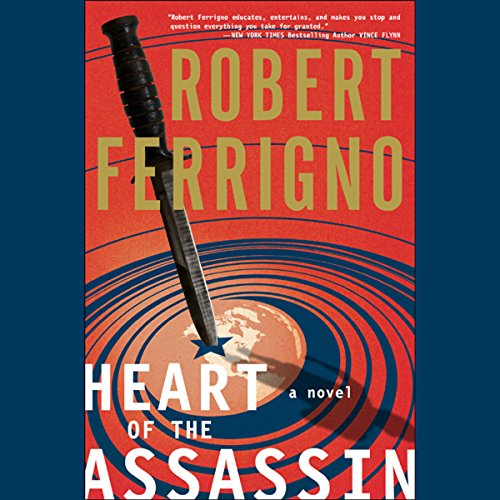 Heart of the Assassin cover art
