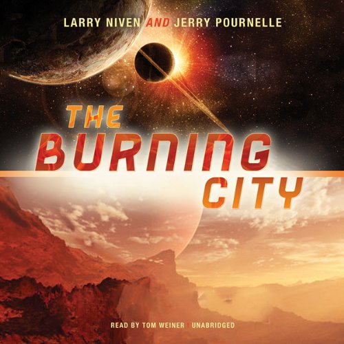 The Burning City Titelbild
