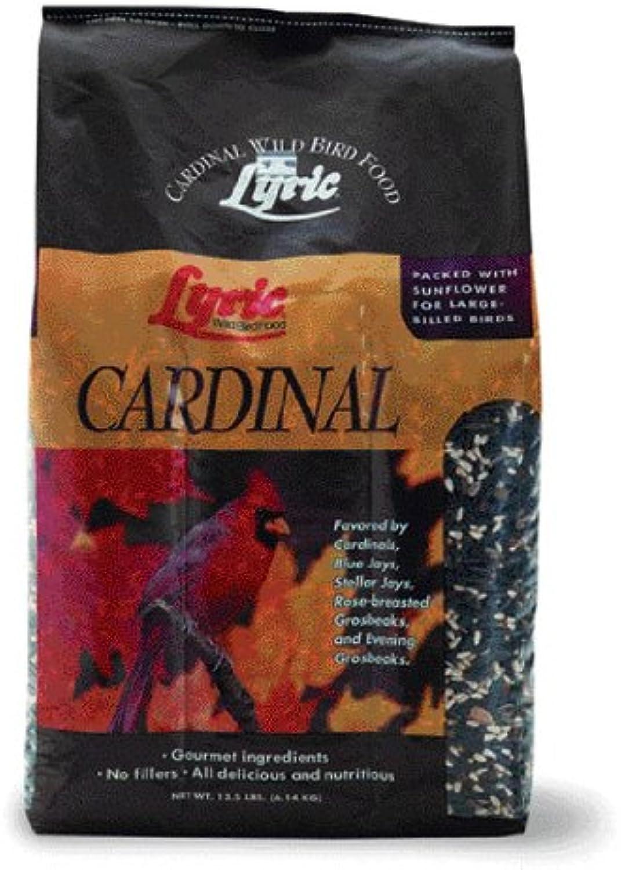 Lyric Cardinal Bird SeedLYRIC CARDINAL MIX 3.75