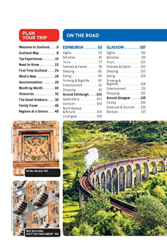 Lonely Planet Scotland 11 (Nation Guide) - 51zoWkBt  S. SL500