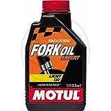 MOTUL - 105929 : Aceite de suspension FORK OIL EXPERT LIGHT 5W 1 L
