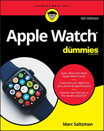 Apple Watch For Dummies (For Dummie…