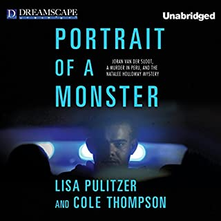 Portrait of a Monster audiobook cover art