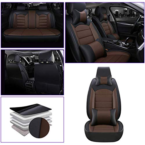 para Volvo XC40 XC60 XC70 Delanteros Fundas para Asientos de Coche Juegos de Cubreasientos Compatibl