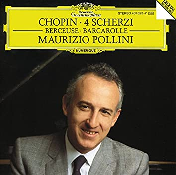 Chopin: Scherzi; Berceuse; Barcarolle