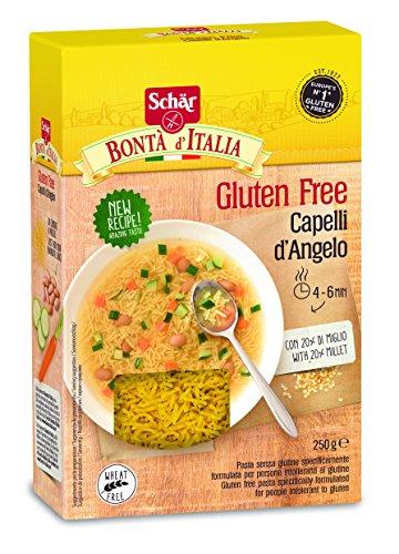 Schär Capelli d´Angelo - Suppennudeln glutenfrei 250g, 10er Pack