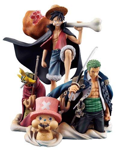 Figura personajes One Piece