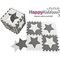 Happykiddoos - Juego de alfombrillas puzle de espuma