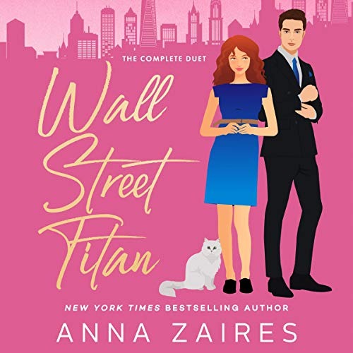 Wall Street Titan audiobook cover art