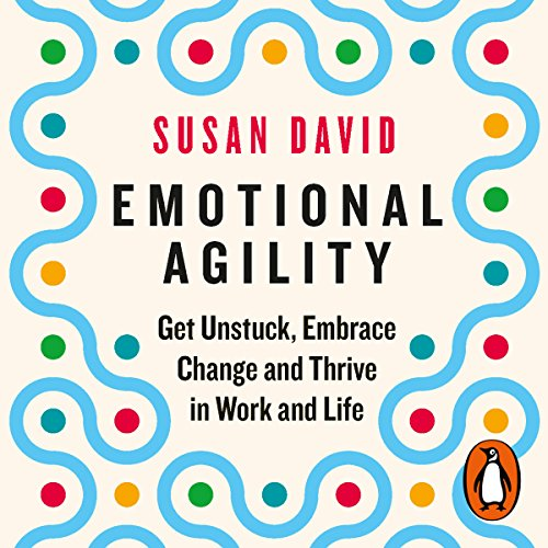 Emotional Agility audiobook cover art