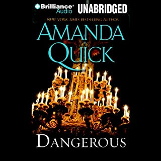 Dangerous: A Novel audiobook cover art