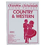 European Expressions Intl Country Western Songpacket for The Music Maker