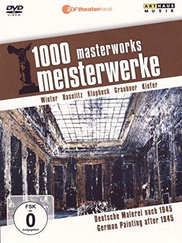 1000 Meisterwerke - Deutsche Malerei nach 1945