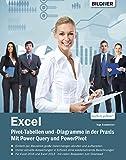 Excel Pivot-Tabellen und -Diagramme in der Praxis: Mit Power Query und PowerPivot