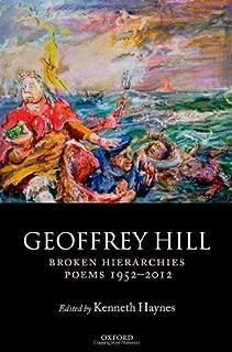 geoffrey hill poems online