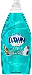 Dawn Ultra Escapes Dishwashing Liquid 8 Oz., New Zealand Springs