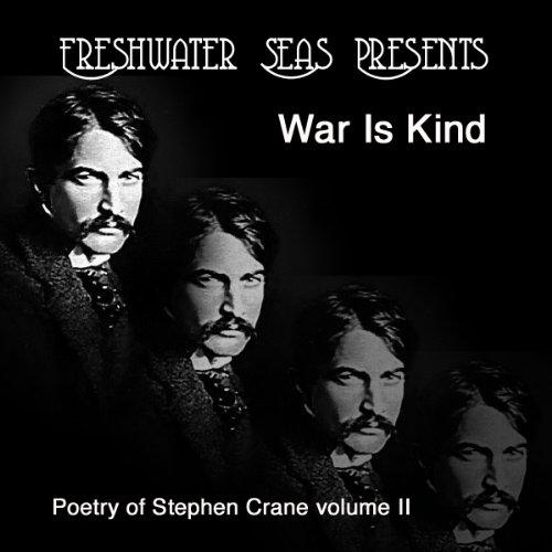 Poetry of Stephen Crane, Volume II audiobook cover art