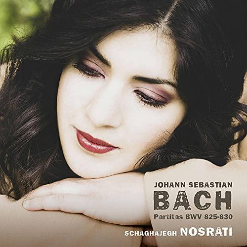 Bach Partitas Bwv 825-830