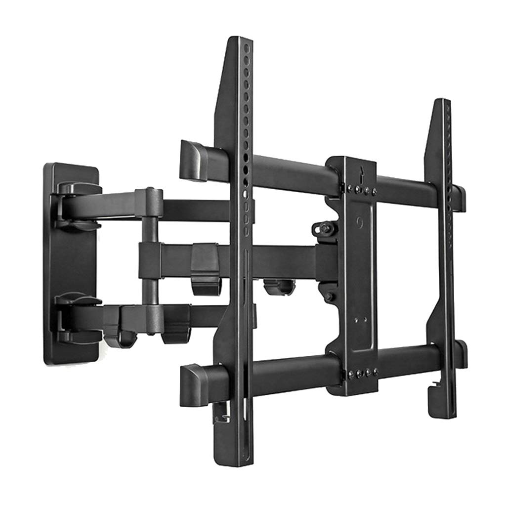 Soportes para TV Brazo articulado dinámico Completo VESA hasta 600 * 400 mm Montaje en Pared de TV LCD Giratorio retráctil (Color : Black, Size : 40 * 40 * 6cm): Amazon.es: Hogar