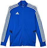 adidas Tiro19 Training Jacket Veste d'entraînement Mixte Enfant, Bold Blue/Dark...