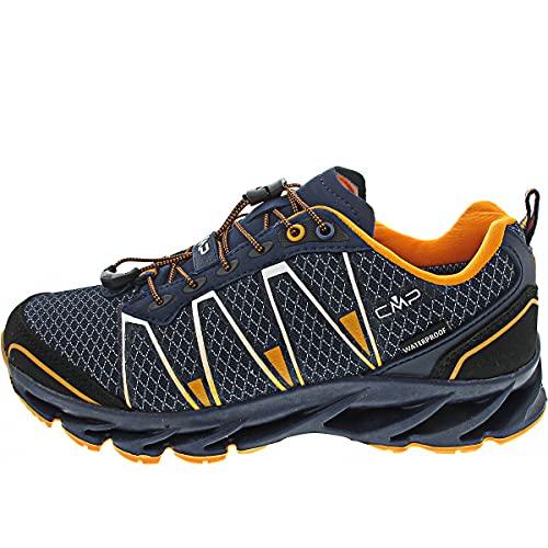 CMP Zapatillas Unisex para niños Altak Trail Shoes WP 2.0, Color, Talla 40 EU Weit