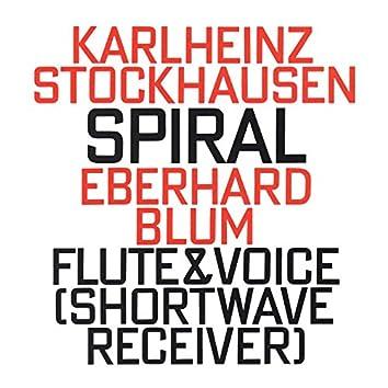 Karlheinz Stockhausen: Spiral (1968)
