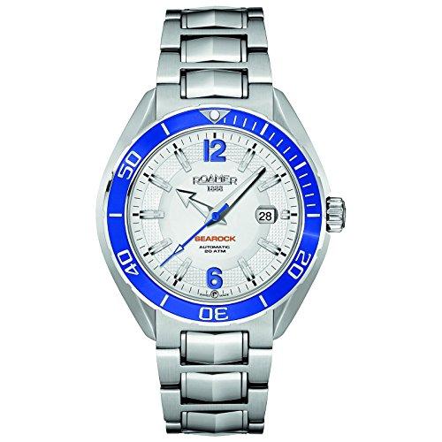 Roamer Herren-Armbanduhr Searock Pro Chronograph Quarz 211633 41 14 20