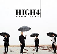 HIGH FIVE [CD+DVD+写真集A]<初回限定盤A>