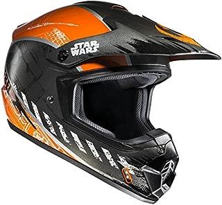HJC CS-MXII Star Wars Rebel X-Wing MX SX Helmet Black Large