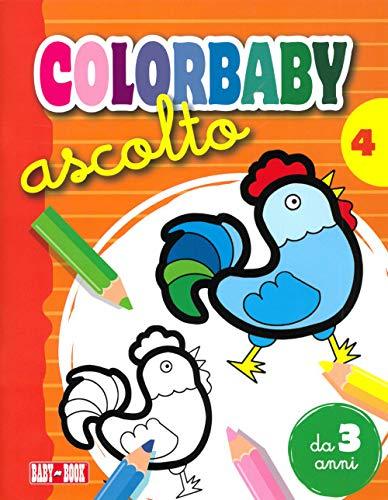 Ascolto. Colorbaby (Vol. 4)