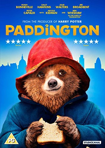 Paddington *Nicole Kidman, Hugh Bonneville, Sally Hawkins, Julie Walters, Jim Broadbent* [REGION 2 FORMATTED PAL VERSION DVD]