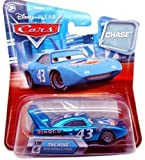 Disney Pixar Cars The King with Metallic finish 1 : 55 Chase die-cast. Vehicle