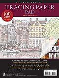 Studio Series Tracing Paper Pad 9'' x 12'' (100 high-quality sheets)